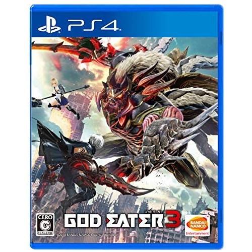 GOD EATER 3 [通常版] [PS4]