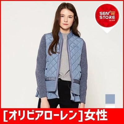 [オリビアローレン]女性トレンディキルティングペディング・ジャンパーVVCKAUS1211 /キルティングジャンパー/ジャケット/韓国ファッション