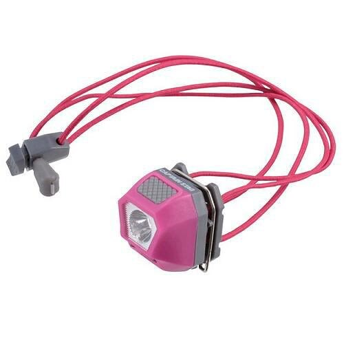 ミニデコ LEDヘッド&クリップライト UK-3011 [ピンク]