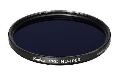 Kenko NDフィルター PRO-ND1000 58mm 1/1000 光量調節用 358498