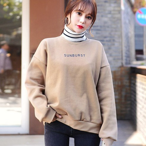 【Deepny]サンバーストポーラkorean fashion style