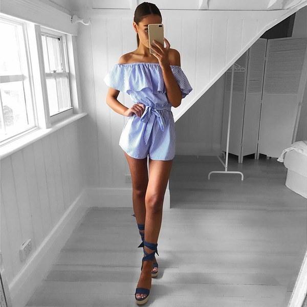 ドレス女性新ファッションセクシーボディコンロングスリーブクラブストライプカジュアルクラブ弾性