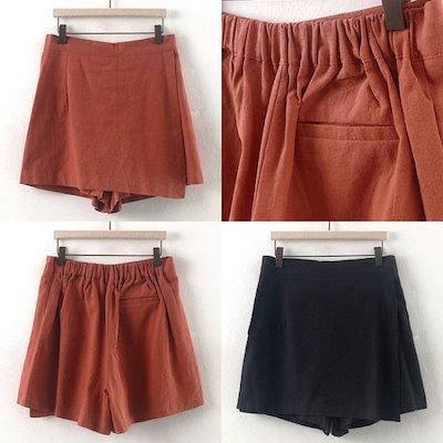 ウィスィモールBRパイオレプ半ズボンY707M パンツ/ギュロッ・パンツ/韓国ファッション