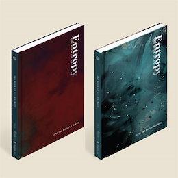 韓国音楽 DAY6 (デイシックス) - 3集 The Book of Us : Entropy (バージョン選択/CD+フォトブック+フォトカード+ポストカード+ブックマーク)+初回限定特典