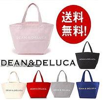 DEANDELUCA★ トートバック ディーン&デルーカ エコバッグ S、LSIZE dean&deluca レディース お出かけ 外出 誕生日 プレゼント 6色あり