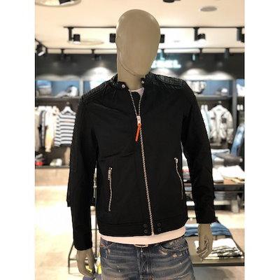 [AK公式ストア]【DIESELJEANS] [ディーゼル](1319115503)男性チャイナカラーボンバージャケット
