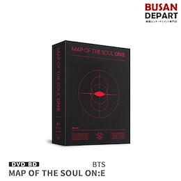 Blu-ray BTS /MAP OF THE SOUL ON:E 防弾少年団