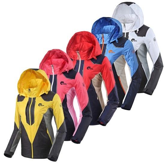 ネパネパ女性用・パスファインダーのウォータープルーフジャケット7BB0531 / 風防ジャンパー/ジャンパー/レディースジャンパー/韓国ファッション