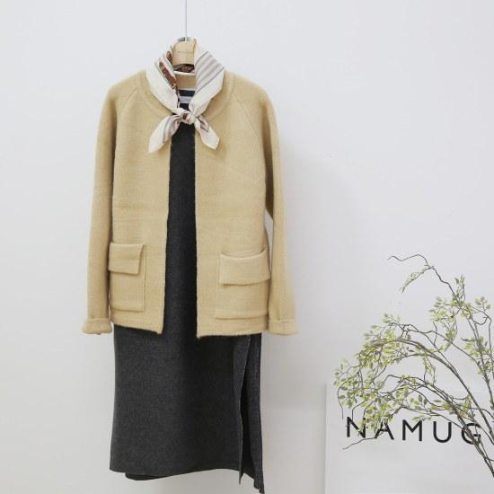 木NamuGRim木の絵赦免オープンY2S1C17FGU9A114A9 ニット/セーター/韓国ファッション