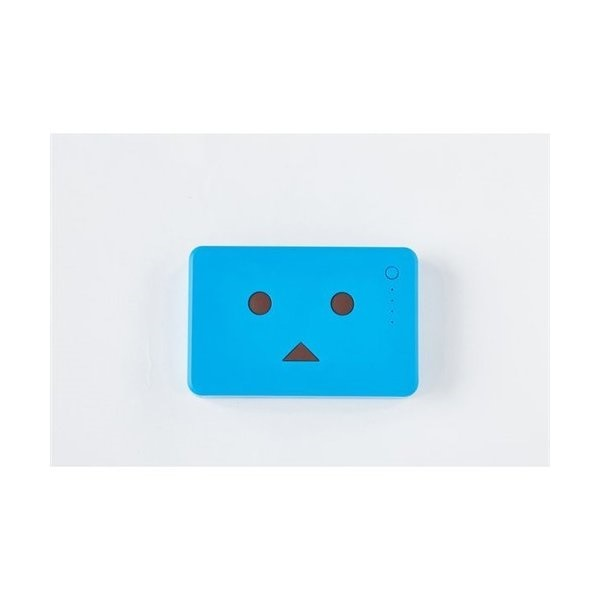 cheero Power Plus DANBOARD Version  CHE-096-BL [バブルブルー]