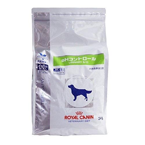 ロイヤルカナン 犬用 pHコントロール ドライ 3kg 製品画像