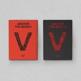 [PRE-ORDER] WayV - Awaken The World / 1ST ALBUM ランダム発送
