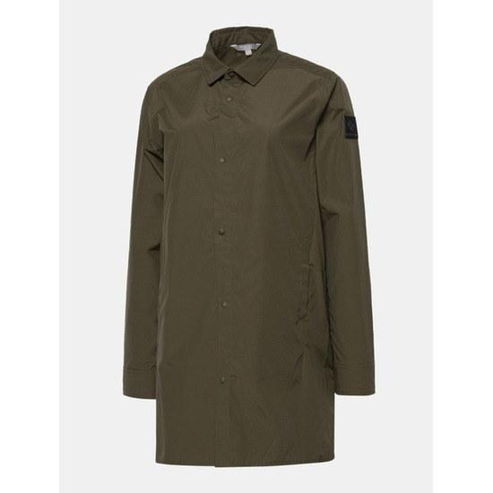 【ビーンポールアウトドア]カーキ女性のシャツライクジャケット(BO7839C05H) / 風防ジャンパー/ジャンパー/レディースジャンパー/韓国ファッション