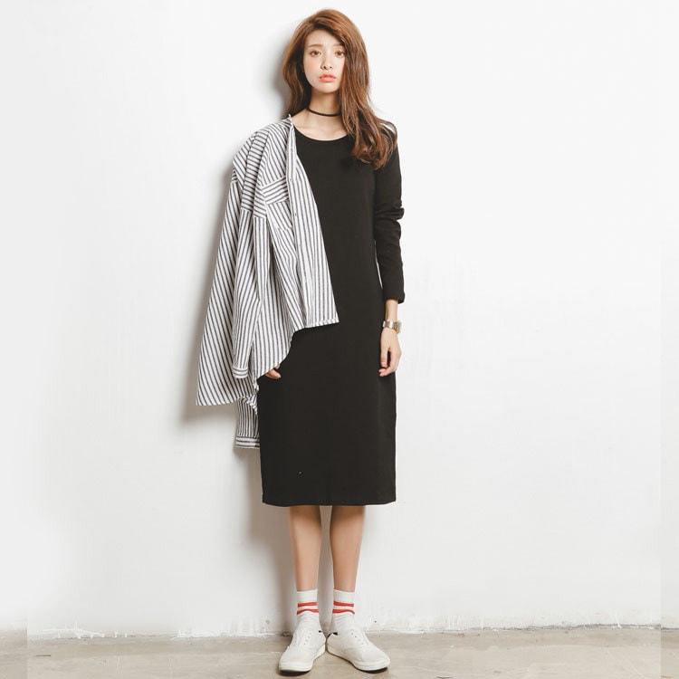 【送料無料】ニット Tシャツ レディース 長袖 安い 韓国ファッション パーティー 二次会 女子会 デート002