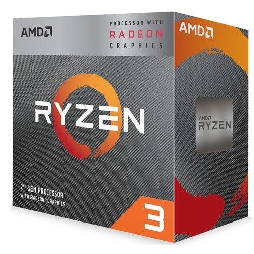 AMD Ryzen 3 3200G BOX YD3200C5FHBOX 国内正規品[即納可]