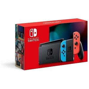 Nintendo Switch 2019年8月発売モデル 製品画像