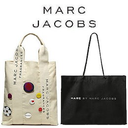 marc jacobs マーク ジェイコブス エコトートバッグ 数量限定