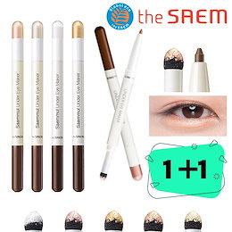 ゆうパケット🚚 【TheSAEM (ザセム)】 1+1 センムル アンダーアイメーカー ✨2in1涙袋メーカー / 1本で光と影を演出 / 全5色 / アイメイク超簡単🌟