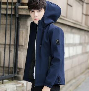韓国ファッション メンズ パーカー トップス人気上着スポーツウエア/ スウェット春秋ウェア/ジャケット