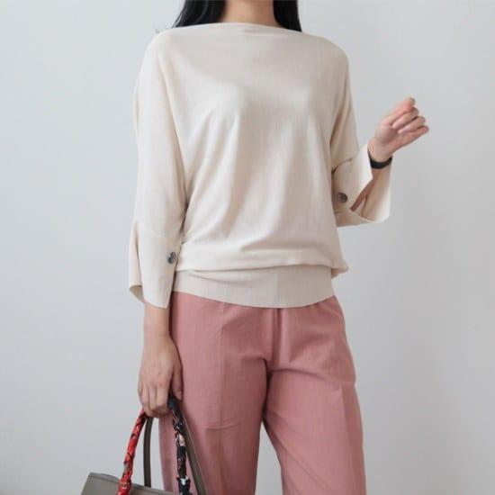 ラベルルーム香織開けたこと・ニット ニット/セーター/ニット/韓国ファッション