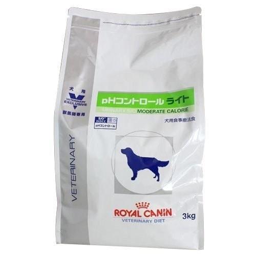 ロイヤルカナン 犬用 pHコントロール ライト ドライ 3kg
