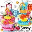 <喜びの声を沢山いただきました♬>【楽天出産祝いランキング1位獲得】 SASSy パンパース30枚★サッシー「ポップキャンディ」出産祝いに♬