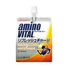 味の素 アミノバイタル ゼリードリンク リフレッシュチャージ 1袋(180g)