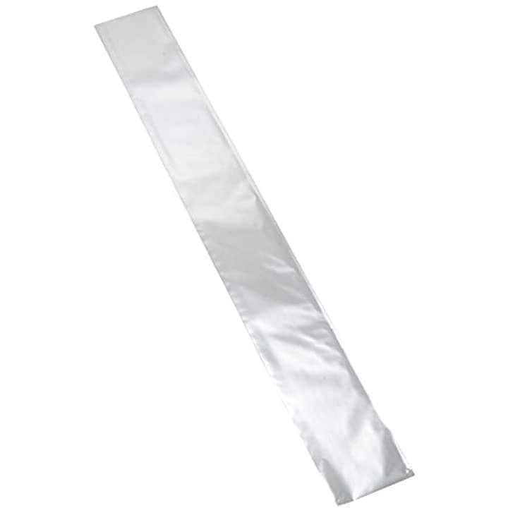 ヘイコー 透明 OPP袋 クリスタルパック 5.5x45cm 100枚 S5.5-45 006750000(5.5x45cm)