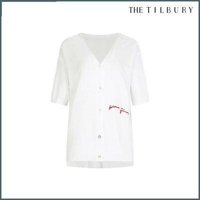 [ザティルボリ](ザティルボリ)ブイネク自首シースルー・カディゴンTJ5P1CD01 /女性ニット/カーディガン/韓国ファッション