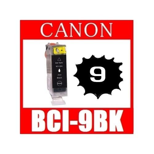 【キャノン BCI-7e/9シリーズ BCI-9BK(黒/ブラック) 互換インクカートリッジ 】 Canon 即日発送/安心1年保証 単品 人気!! PIXUS MP 970 P960 950 83