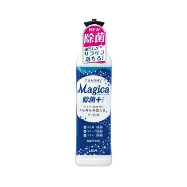 チャーミー マジカ 除菌+ シトラスグリーンの香り 本体 220ml