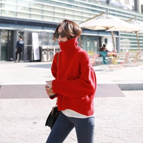 さらにムードE320メアリースレッドニットkorean fashion style