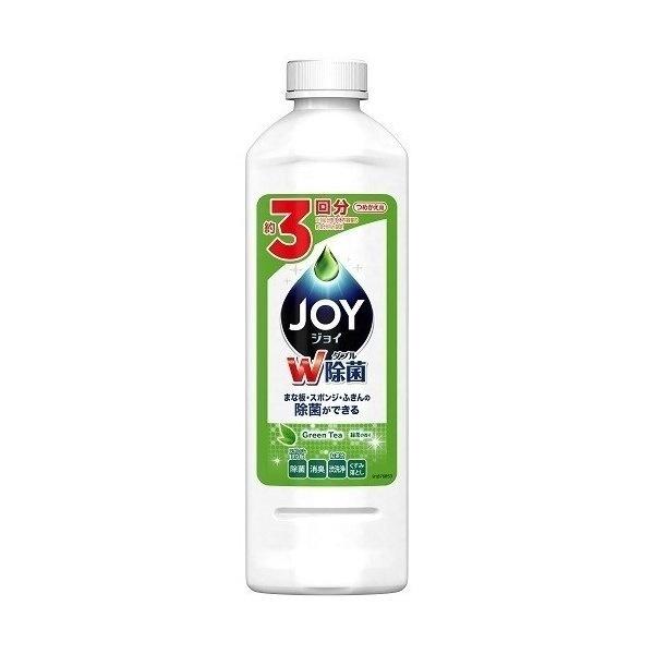 除菌ジョイ コンパクト 緑茶の香り つめかえ用 440ml