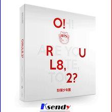 BTS / O!RUL82 / ファーストミニアルバム / 防弾少年団 / CD+ブックレット+フォトカード+折りたたみポスター / ビックヒット
