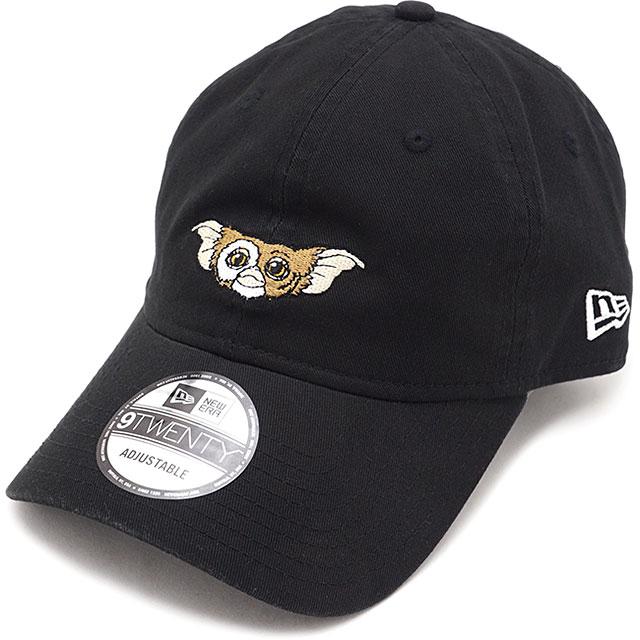 ニューエラ×グレムリン NEWERA × GREMLINS キャップ ギズモ 9TWENTY [12589195 FW20] メンズ・レディース 帽子 フリーサイズ BLACK ブラック系【日本正規品