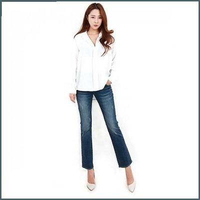 [Hスタイル][行き来するように/Hスタイル]Hスタイル10、マックスマラ、BL /シフォン/シースルーブラウス/韓国ファッション