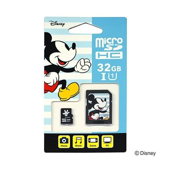 EU-MSD32-MM [32GB ミッキー] 製品画像