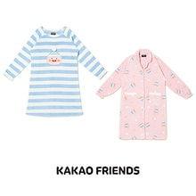 [ カカオフレンズ Kakao friends] カカオふれんず ポーラー睡眠ワンピース パジャマ/ ルームウェア 公式正規品