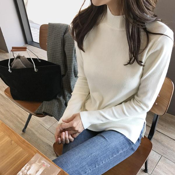 [CHICHERA]★送料無料★韓国ファッションサイトNo.1 / デイリーカシミヤニット
