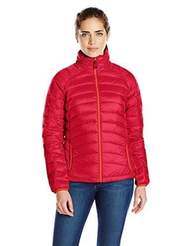 prAna Living Womens Lyra Jacket, X-Large, Scarlet