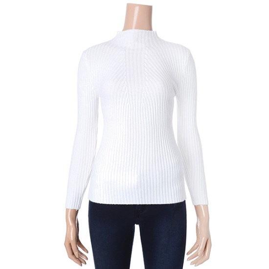 ロエム対してネックのゴルジニートRMKA711RT1 ニット/セーター/韓国ファッション