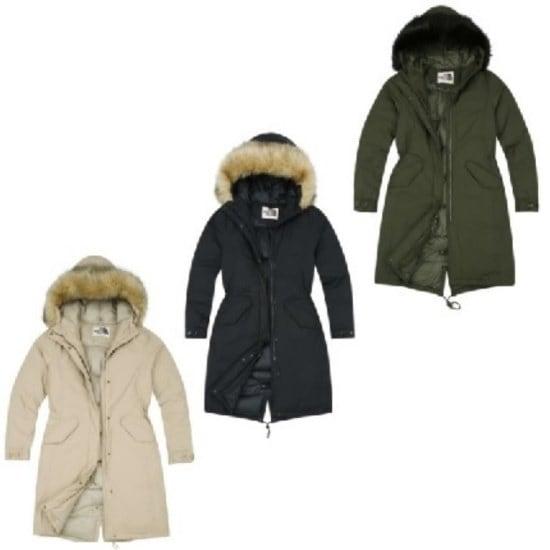 ノースフェイスホワイト・ラベルプレミアムNC1DI83ノルワークダウンコート / パディング/ダウンジャンパー/ 韓国ファッション