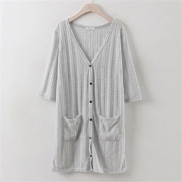 子供ウーマン7部ゴルジカディゴンOL1706ビックサイズnew 女性ニット/カーディガン/韓国ファッション