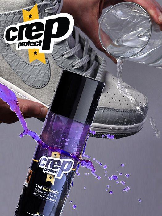 Crep Protect クレッププロテクト クレップ 防水スプレー 靴 スニーカー スエード 革 革用 防水 シューズ用防水スプレー シューズケア 撥水 シュークリーナー6065-29040