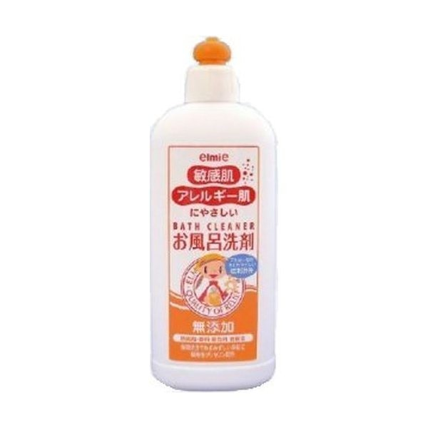 エルミー 敏感肌・アレルギー肌にやさしい お風呂洗剤 300ml