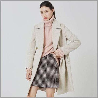 [ミソ][FW]ビッグカラダブルコート(MIWJH8V1PG) /ロングコート/コート/韓国ファッション