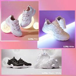 ◆送料無料◆ AkiiiClassic LUNA Series スニーカー/スリップオン/スポーツ/シューズ/パンプス/k-pop Star 韓国ファッション 靴