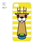 570732662b iPhoneSE/5s/5カバー 佐藤ユタカ zoo deer [iPhone SE/5s/