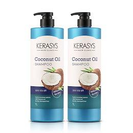 [ケラシス](1Lx3個) KERASYS ナチュラルレシピココナッツオイルシャンプー