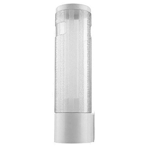 Yosoo カップディスペンサー ホワイト 収納 壁面 ホルダー 業務用グラス コップラック カップスタンド 3類取付方法 インサートカップ用 壁面取り付けタイプ 給茶機 給湯機 業務用 使い捨てコッ